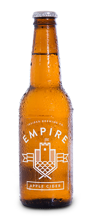 Empire Cider Apple Bottle